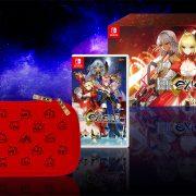 Nintendo Switch版『Fate/EXTELLA』の限定版に同梱される「ネロとおでかけポーチ」のデザインが公開