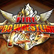 昨日から配信されている『Fire Pro Wrestling World』はSwitch版にも興味