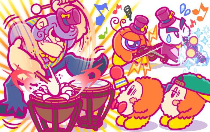 今日4月16日は「星のカービィ25周年記念オーケストラコンサート」が開催!