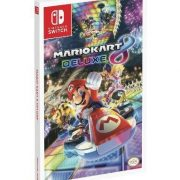 『Mario Kart 8 Deluxe Official Guide』が海外で発売