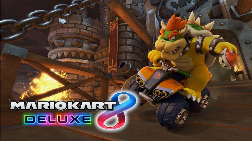『マリオカート8 デラックス』は英国のゲームランキングでも1位に。 WiiUや3DSのマリオカートよりも売れる