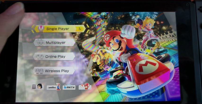 『マリオカート8 デラックス』にはタッチスクリーンも存在!