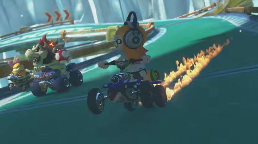 『マリオカート8 デラックス』の北米版テレビCMが公開