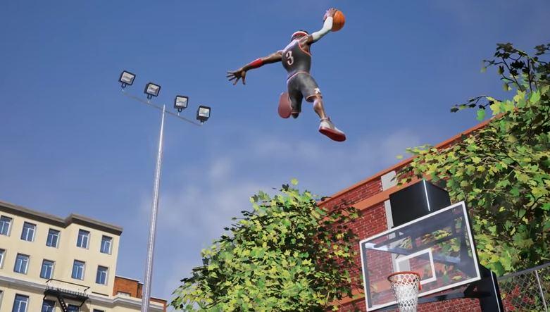 90年代のバスケットボールアクション『NBA Playgrounds』がスイッチで発売決定!