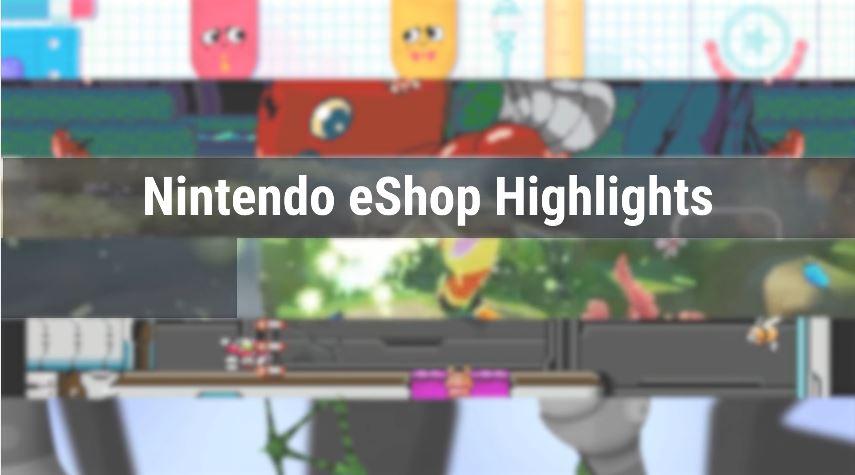 『Nintendo eShopハイライト 2017年3月』がNintendo UKから公開