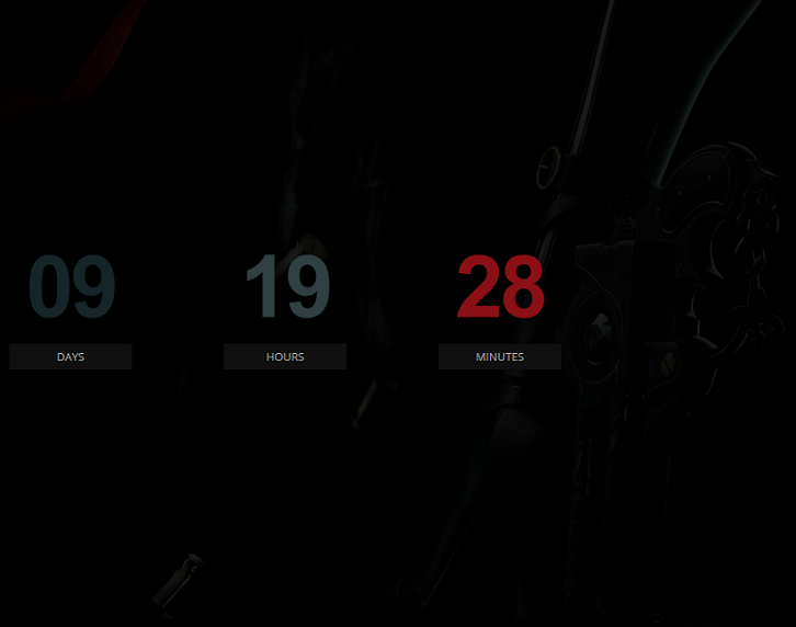 『ベヨネッタ』シリーズの新作か? セガが謎のカウントダウンサイトを4月1日に公開