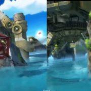 『Sine Mora EX』のSwitch版とPS3版の比較ムービーが公開