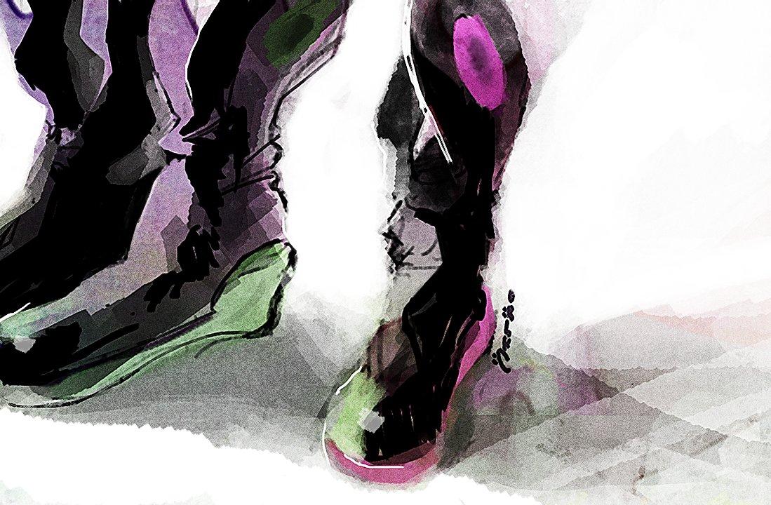 『スプラトゥーン2』 アオリとホタル【第一話】が公開