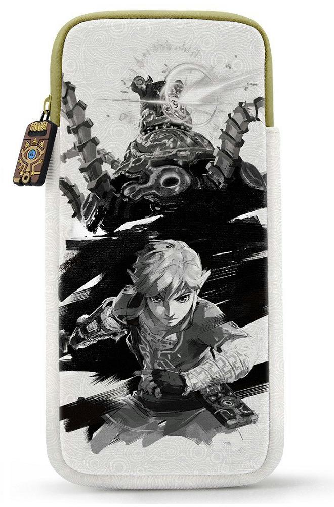 『ゼルダの伝説 ブレス オブ ザ ワイルド』『マリオカート8 デラックス』『ARMS』のマルチポーチが発売決定!