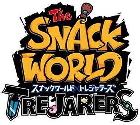 ニンテンドー3DS用ソフト『スナックワールド トレジャラーズ』の予約が開始!