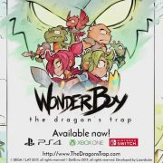 『Wonder Boy: The Dragon's Trap』は一部の国でパッケージ版が発売予定