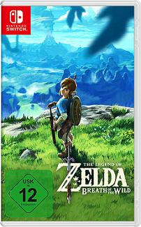 ドイツの3月のゲーム販売ランキングが公開! 『ゼルダの伝説 ブレス オブ ザ ワイルド』が1位に