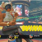 『ARMS』 キャラクターの勝利モーションが公開