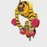 『ARMS』 ミェンミェンをメカニッカが運ぶ動画が公開