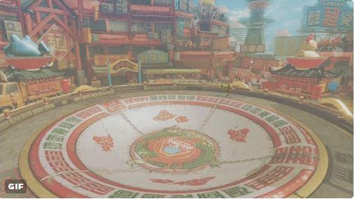 『ARMS』 ウデだめし後半戦ではミェンミェンの「ラーメンボウル」ステージが追加!