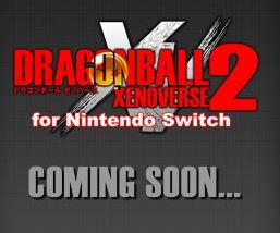 Nintendo Switch版『ドラゴンボール ゼノバース2』に関する情報が公式サイトに掲載!