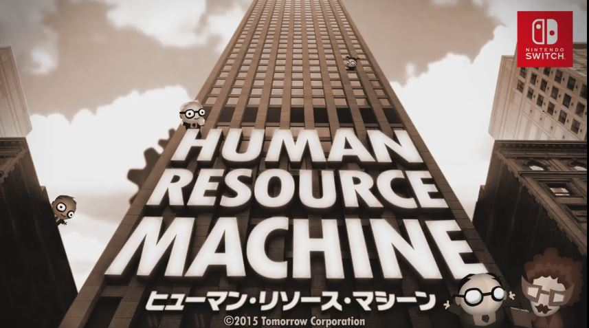 フライハイワークスからSwitch用ソフト『グーの惑星 』『リトルインフェルノ』『ヒューマン・リソース・マシーン』の紹介映像が公開