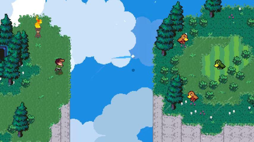 2Dゴルフアクションゲーム『Golf Story』がNintendo Switchで発売決定!
