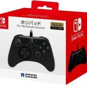 HORIから『ホリパッド for Nintendo Switch』が2017年7月に発売決定!