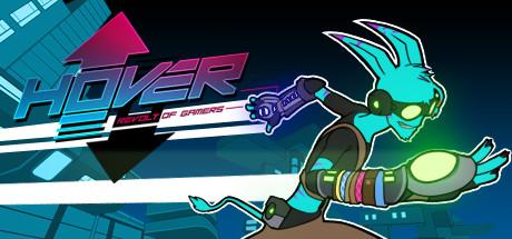 ジェットセットラジオ風のゲーム『Hover: Revolt of Gamers』のLaunch Trailerが公開!