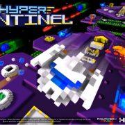 レトロスタイルのSTG『Hyper Sentinel』がNintendo Switchで発売決定!