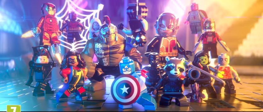 『LEGO Marvel Super Heroes 2』のAnnounce Trailerが公開