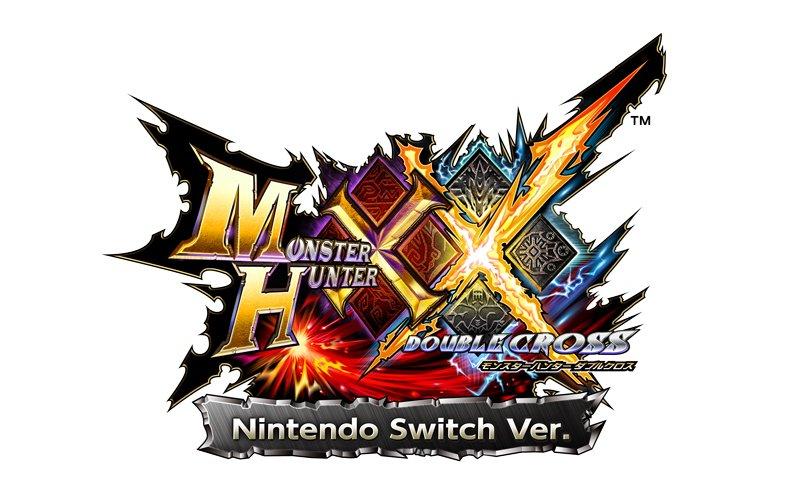 『モンスターハンターダブルクロス Nintendo Switch Ver.』が発売決定!