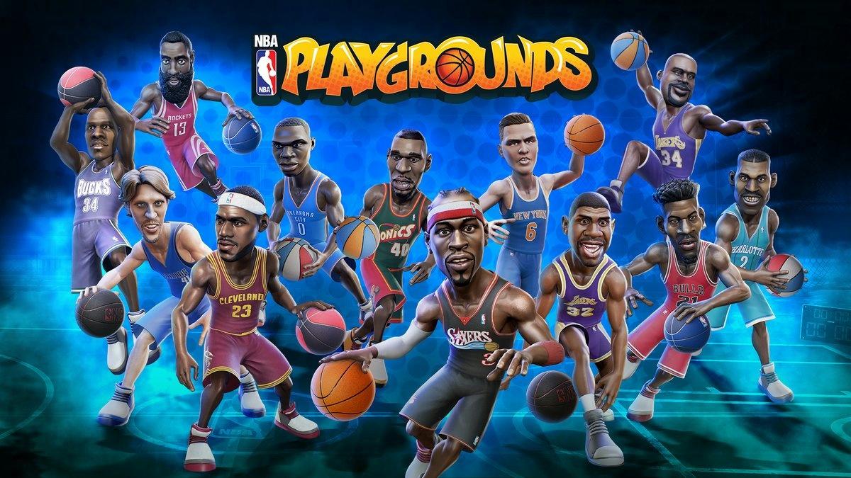90年代のバスケットボールアクション『NBA Playgrounds』はUnreal Engine 4で開発されていた