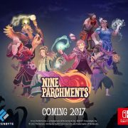 『Nine Parchments』のAnnouncement Trailerが公開