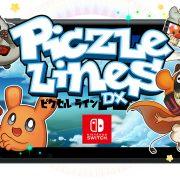 パズルゲーム『ピクセルラインDX』がNintendo Switch向けに発売決定!