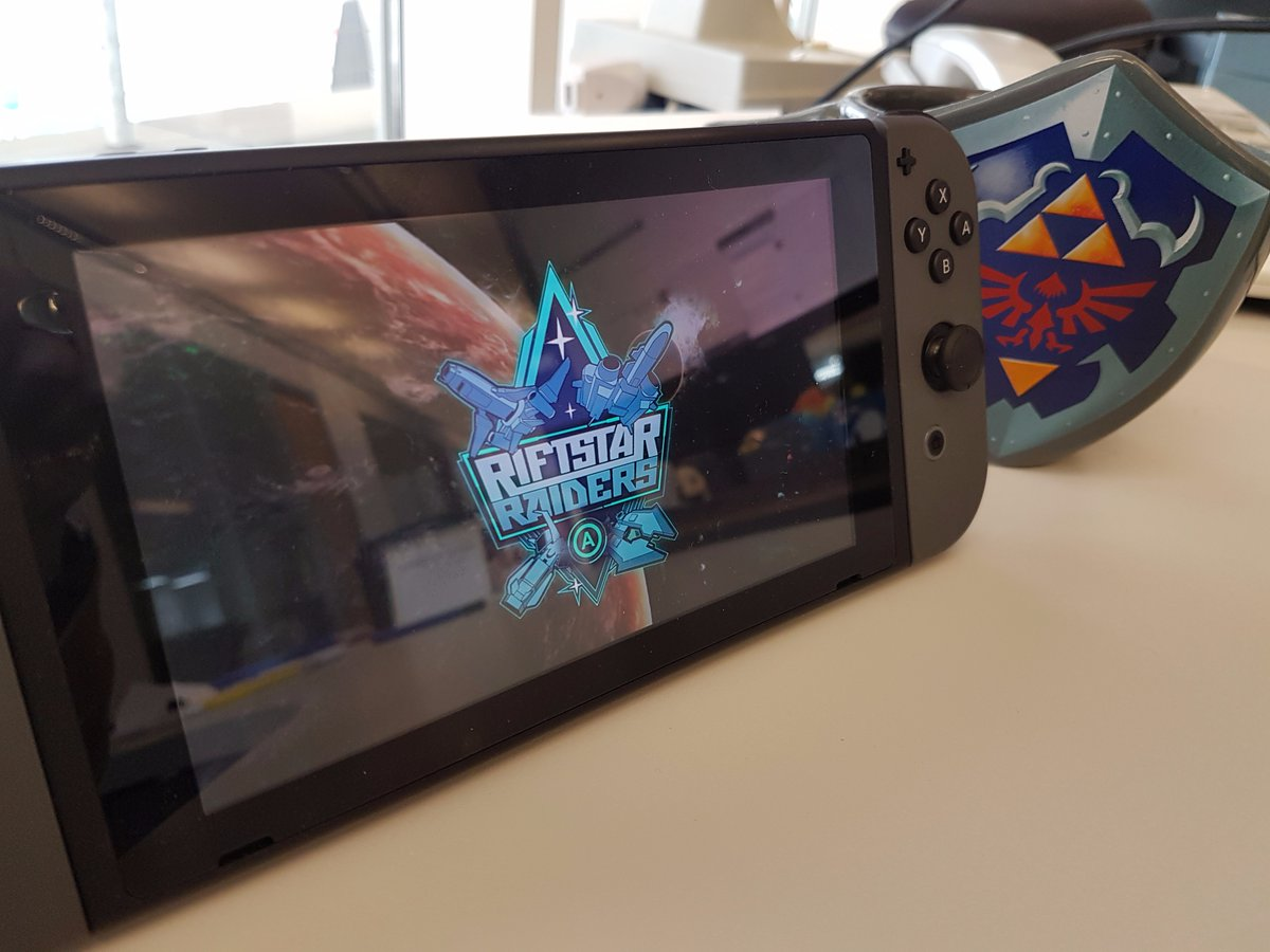『Riftstar Raiders』がNintendo Switchでリリースか?