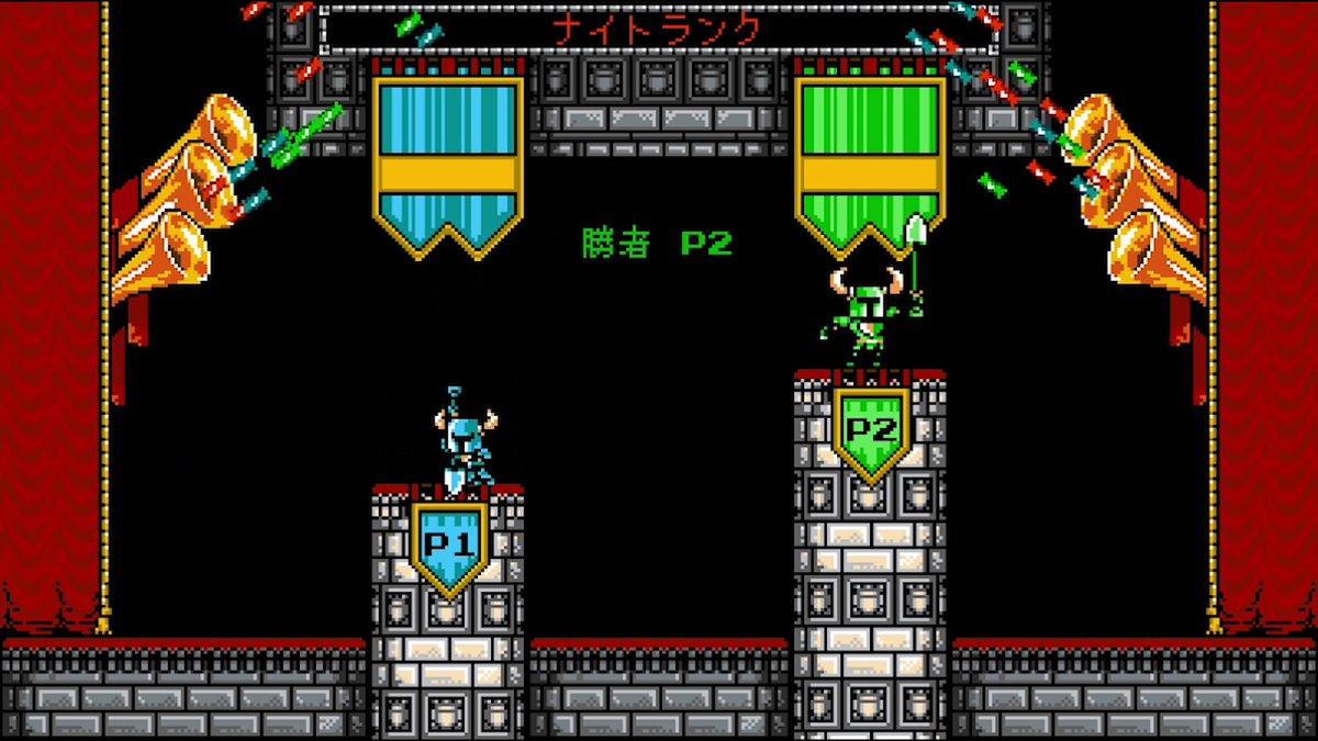 Nintendo Switch版『ショベルナイト』が5月30日から配信開始!
