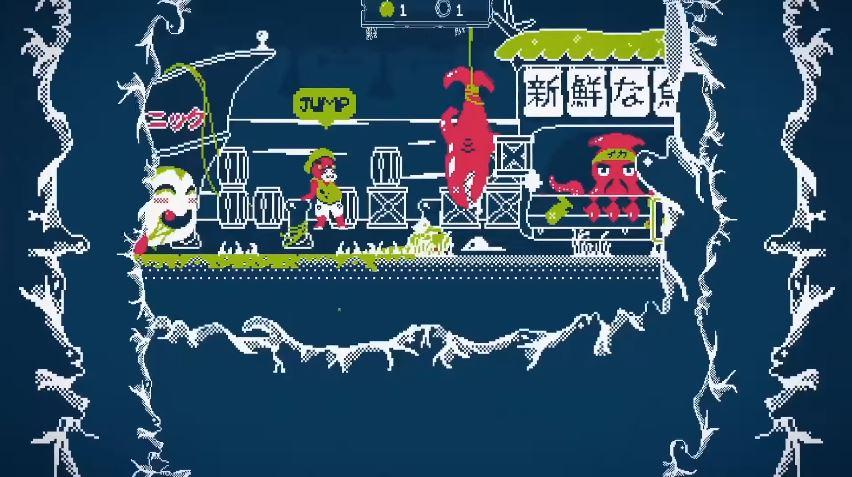 スライムが主人公のアクションゲーム『Slime-san』の国内配信が決定!