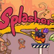 2D横スクロールアクションゲーム『Splasher』が今秋にNintendo Switchで発売へ