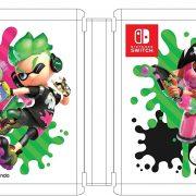 マックスゲームズから『Nintendo Switch専用カードポケット24 スプラトゥーン2』と『Nintendo Switch専用 スマートポーチEVA スプラトゥーン2』が発売決定!