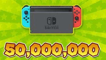 『スーパーマリオ ラン』でNintendo Switch本体像の配布が決定!