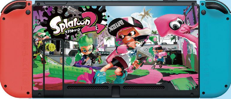 『キャラプレシール for Nintendo Switch』がテンヨーから発売決定!
