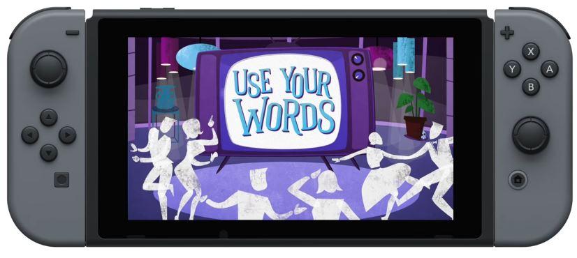 海外パーティゲーム『Use Your Words』がNintendo Switchでも発売決定!
