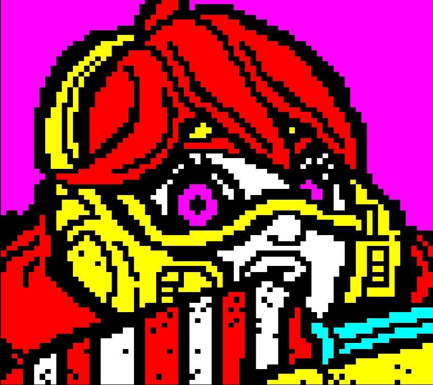 【ファンメイド】 『ARMS』のレトロチックな3-bitアートが公開!