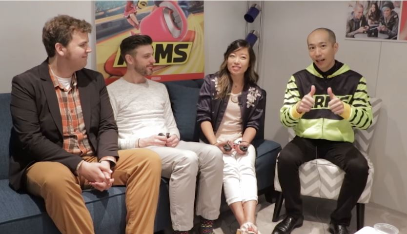 矢吹プロデューサーも登場!「ARMS Master Class w/ Mr. Yabuki – Nintendo Minute」が公開!