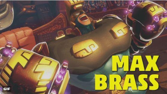 『ARMS』の新キャラクター「マックスブラス」が発表!【E3 2017】