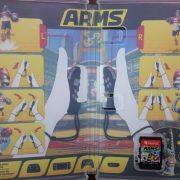 『ARMS』のパッケージの中身が公開!