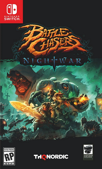『Battle Chasers: Nightwar』のパッケージ版はNintendo Switch版だけ10ドル高い?