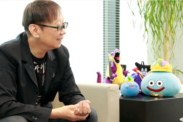 『ドラゴンクエスト』の生みの親 堀井雄二さんのインタビューがエンタメ異人伝に掲載