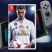 Nintendo Switch版『FIFA18』の実機プレイ動画が公開!
