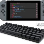 Nintendo Switchでプログラミングできるツール『FUZE Code Studio for Nintendo Switch』が発売決定!