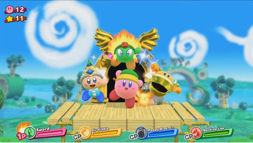 星のカービィシリーズの最新作『星のカービィ for Nintendo Switch (仮称)』がNintendo Switchで発売決定!