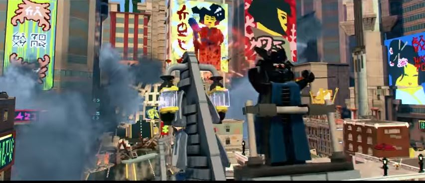 『The LEGO Ninjago Movie Video Game』がPS4/XboxOne/PC/Switch向けに発売決定!