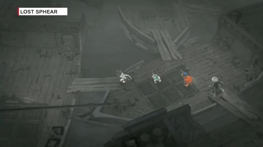 Tokyo RPG Factoryの最新作『LOST SPHEAR(ロストスフィア)』のプレイ動画がIGNから公開!