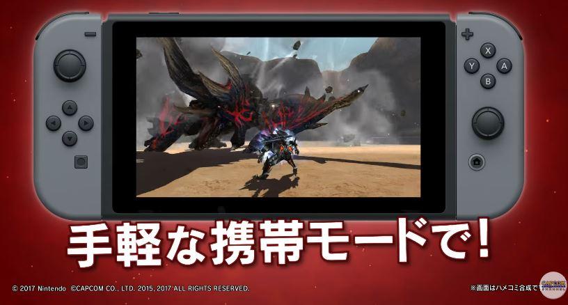 『モンスターハンターダブルクロス Nintendo Switch Ver.』のテレビCM第二弾が公開!